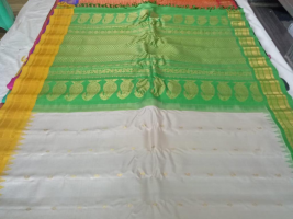 Gadwal silk saree