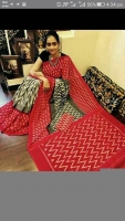 Pochampally ikkat cotton sarees
