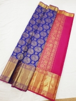 Kanchi pure silk saree