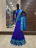 Exclusive ikkath saree