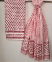 Mangalgiri silk printed saree
