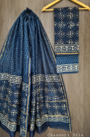 Handblock printed cotton suits