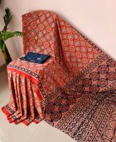 MULMUL COTTON SAREE