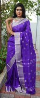 Uppada Dollar or Coin bhutta sarees