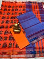 Mangalgiri dress material