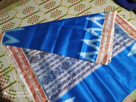 Samblpuru pure silk saree