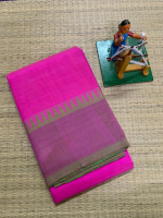 Mangalagiri silk cotton saree