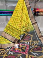 Mangalagiri bhujodi silk cotton salwar